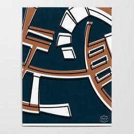 Talleres Facultad de Ciencias -Detail- Poster