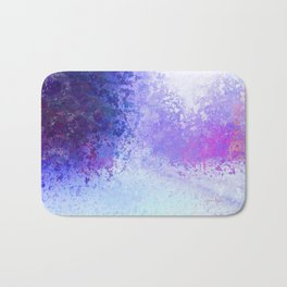 Trapped in Winter Neverend Bath Mat