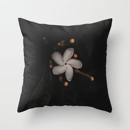 Flower Photography by Riad ahmed Throw Pillow