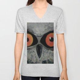 Fierce Owl Unisex V-Neck