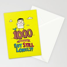 1000 Friends Stationery Cards