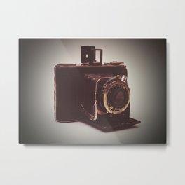 old kodak camera Metal Print