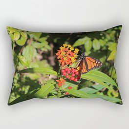 Butterfly Ballad Rectangular Pillow