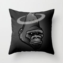 R.I.P. Harambe Throw Pillow