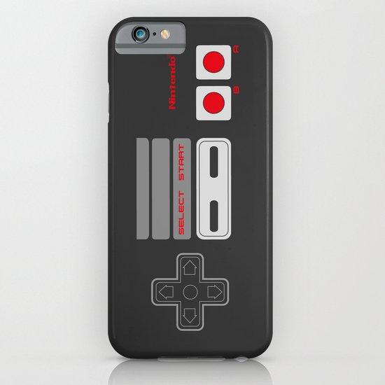 Nintendo NES Game Controller iPhone & iPod Case
