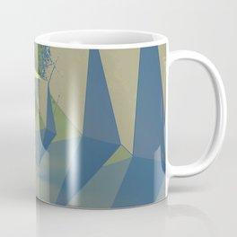 Multifaceted - Serpentine and Lapis Lazuli Coffee Mug