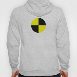 crash test dummies symbol  Hoody