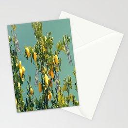 Where Troubles Melt Like Lemondrops Stationery Cards