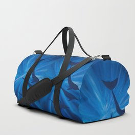 Dolphins in deep Duffle Bag