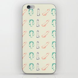 Nicole Archer's Anatomy of a Penis iPhone Skin