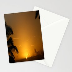 Hawaii Sunset Series D Stationery Cards