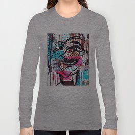 The Dynamic Expressions of Lucy  Long Sleeve T-shirt