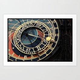 Astronomical Art Print