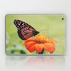 Orange Flower Laptop & iPad Skin