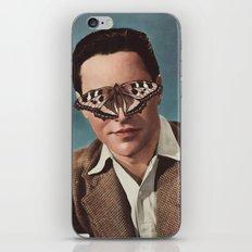 RICHARD TODD.  (PIN-UPS). iPhone & iPod Skin