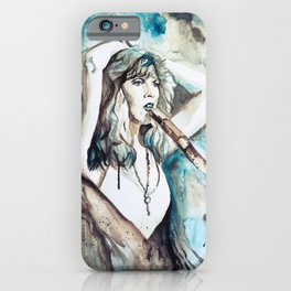 I Sing For The Things iPhone Case