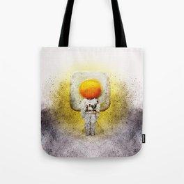 EggHead Tote Bag