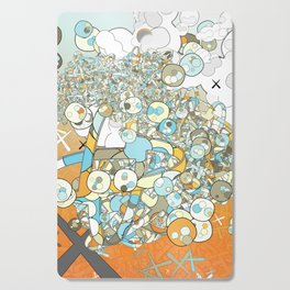 Nested Composition 3 Cutting Board