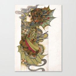 Llana Canvas Print