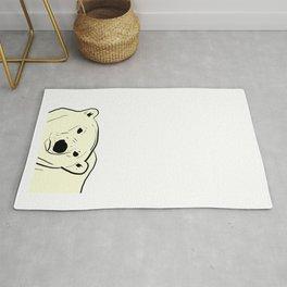 Endangered Species: Polar Bear Rug