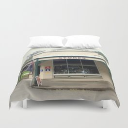 Walhalla - The Corner Stores Duvet Cover
