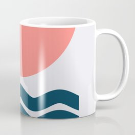 Geometric Form No.9 Coffee Mug