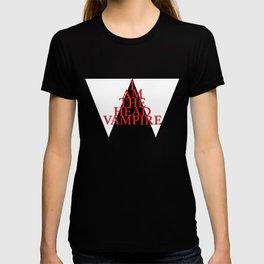 I Am The Head Vampire T-shirt