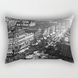 Enjoy Detroit: ED-209 Rectangular Pillow