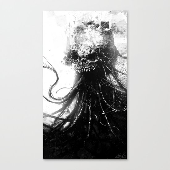 Inquisitive Canvas Print