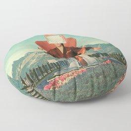 Enemy Floor Pillow