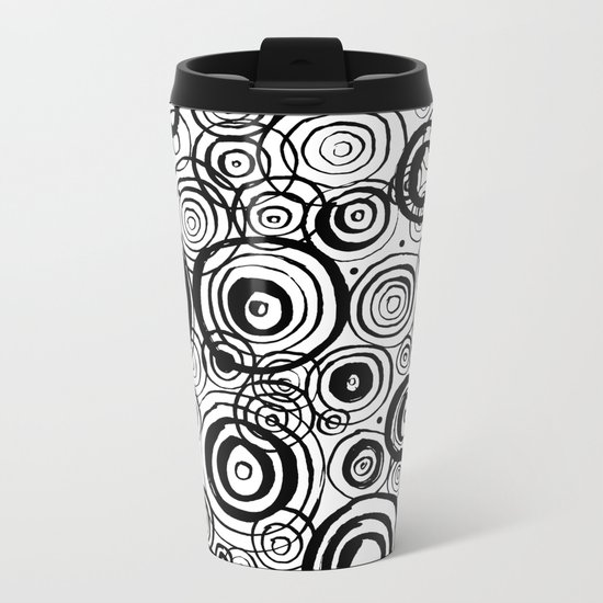 COSMOS Metal Travel Mug