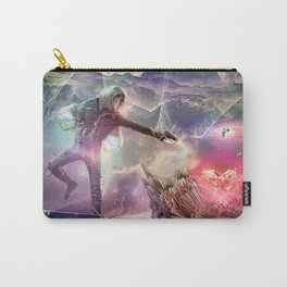 The Heart of Darkness Carry-All Pouch