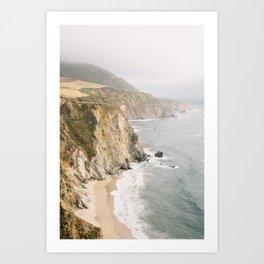 Big Sur California Art Print