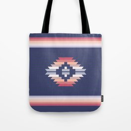 Graphic Pattern One Tote Bag