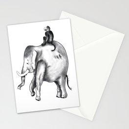 Monkeyin' Around Stationery Cards