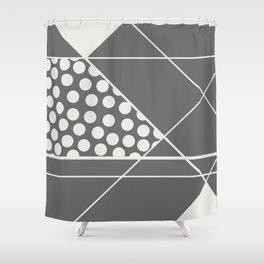 Park Lane #1 Shower Curtain