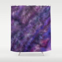 Amethyst Sky Shower Curtain