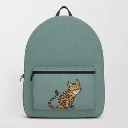 Cat - Bengal cat Backpack