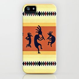Kokopelli iPhone Case