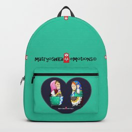 MATRYOSHKA CONFUSED Backpack