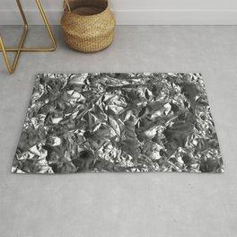 Aluminum Crush Rug