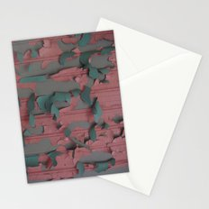 paint peel 1 Stationery Cards