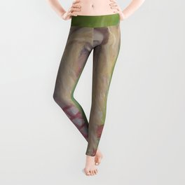 Dance with the Wind by Lu Leggings