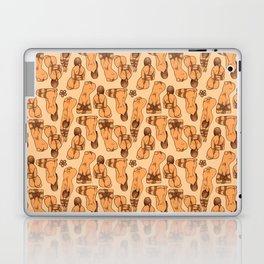 Snare a Rabbit Laptop & iPad Skin