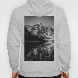 Moraine Lake (Black & White) Hoody