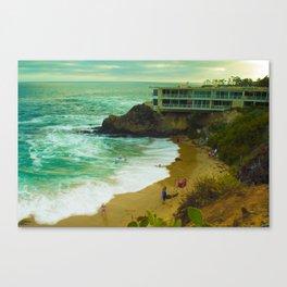 LaGuNa Beach Ca Canvas Print