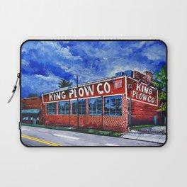 King Plow Co. Laptop Sleeve