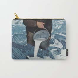 Milky Mountain Carry-All Pouch