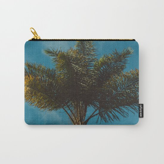 Palm Tree Carry-All Pouch