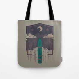 The Lost Obelisk Tote Bag